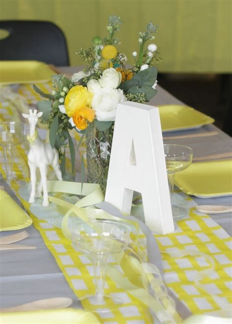 Gray And Yellow Baby Shower Decorations by Gray And Yellow Rinse Repeat Baby Shower I Like The