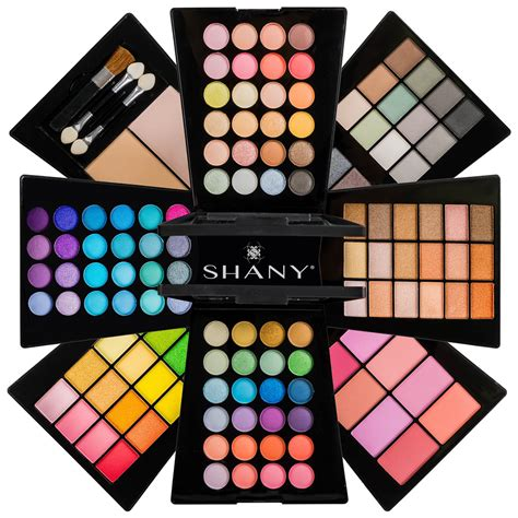 Make The Palette the cliche all in one makeup palette shany