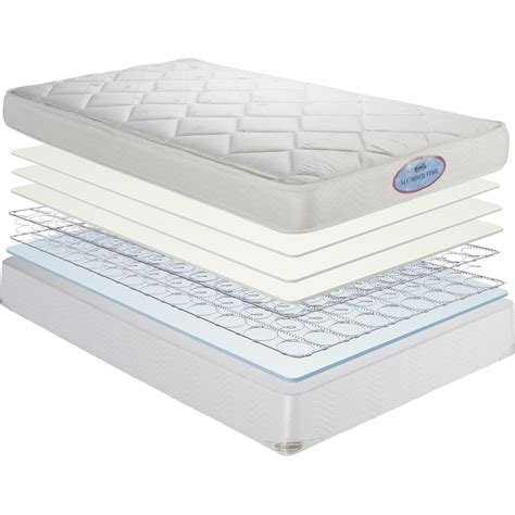 Simmons Baby Crib Mattress Simmons Crib Mattress Dual Design Sealy Naturepedic Organic Crib Mattress Pad The Land Of Nod