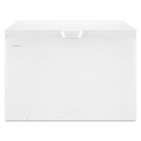 Small Chest Freezers Home Depot Whirlpool 15 Cu Ft Chest Freezer In White Wzc3115dw