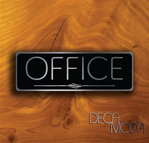 office door sign office sign office office supplies