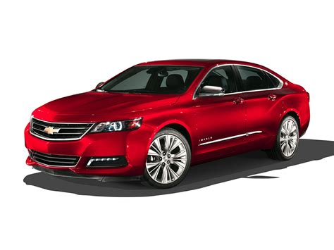 chevy vehicles 2018 new 2018 chevrolet impala price photos reviews safety