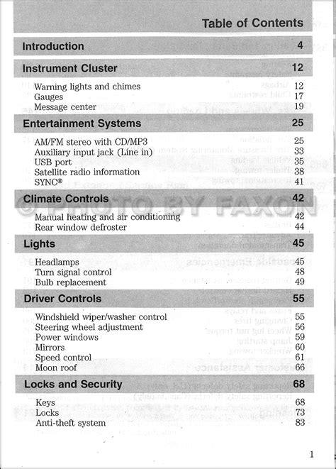 car service manuals pdf 2010 ford focus free book repair manuals 2009 ford focus 2 0 haynes repair manual html autos post