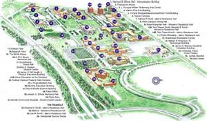 Westfield State University Campus Map by Virginia Tech Shooting Campus Map Www Imgarcade Com