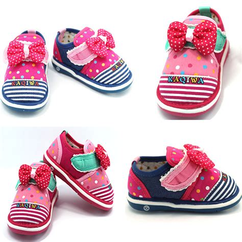 baby squeaky shoes fashion infant baby cotton shoes toddler princess