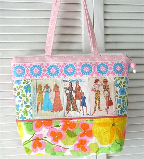 Patchwork Tote Bag Pattern Free - 10 best images about tote bags on sewing