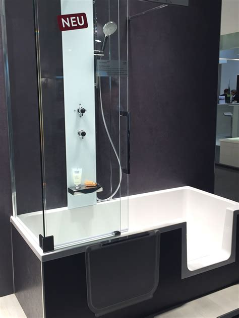badewanne tür nachrüsten badewannen mit duschzone und einstieg die neueste