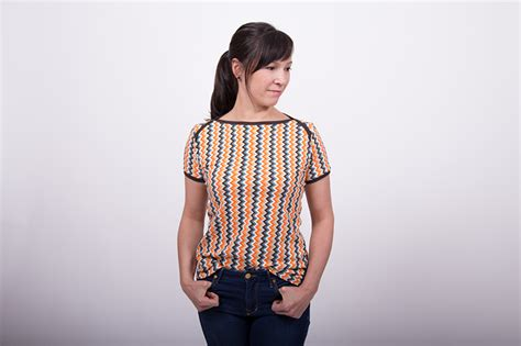 envelope t shirt pattern sewing tutorial for an envelope neckline pattydoo