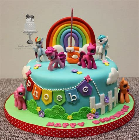 Hiasan Kue Tart Birthday Cake Topper Pony Poni Mungil 16pc 19 best pony cake images on birthday cakes