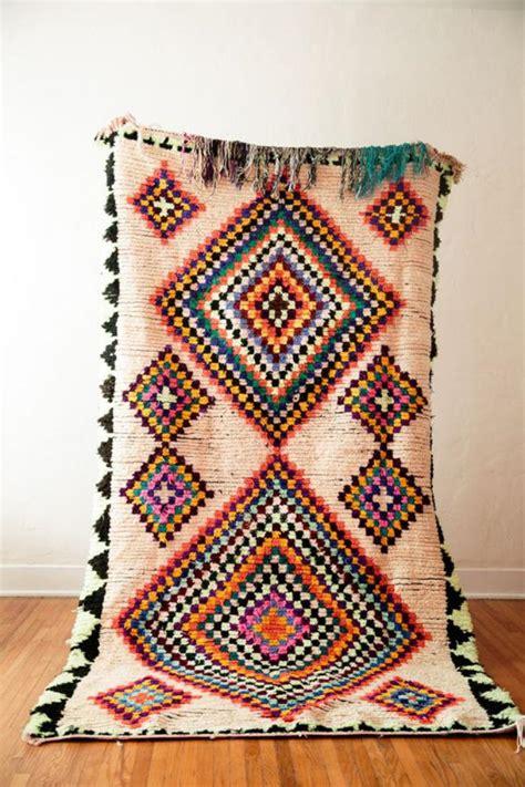 Tapis Marocain by La Magie Du Tapis Marocain En 44 Photos Archzine Fr
