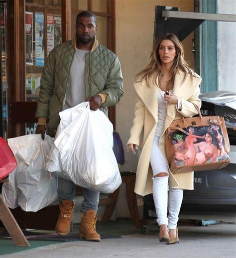 kim kardashian and style before and after kanye west kim kardashian pretends she loves kanye west s christmas