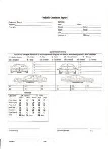 Vehicle Condition Report Template Vehicle Damage Report Template Pictures To Pin On Pinterest