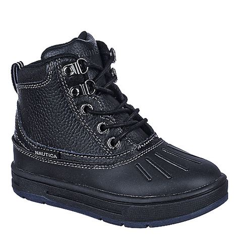 toddler duck boots toddlers black duck boots shiekh shoes