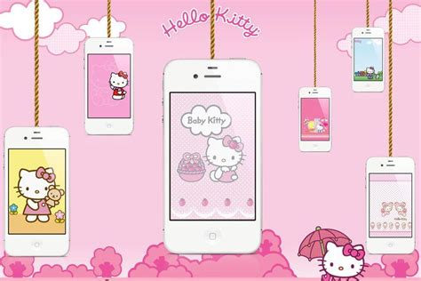 wallpaper hello kitty apps cute hello kitty wallpapers wallpaper cave