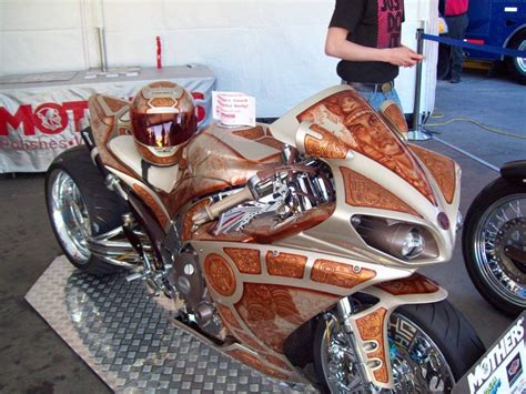 airbrush artists custom paint motorcycle car pictures