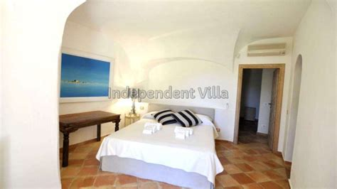 lux bedroom villa mila lux is within the complex of luxury villas sardinia