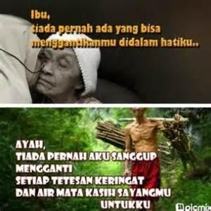 ayah dan ibu of isa ismet khumaedi
