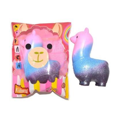 Squishy Kiibru Galaxy Jumbo Cone Original kiibru galaxy alpaca squishy jumbo scented rising 183 kawaii squishy shop 183 store