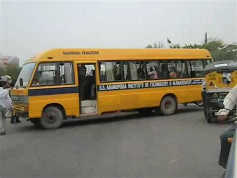 bus accident india youtube