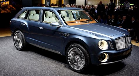 bentley unveil horrific suv concept driveinside