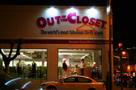 Out Of The Closet Thrift Store San Francisco by San Francisco Get An Hiv Test While Shopping For High
