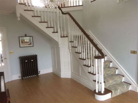 stair cases curved staircase manufacturers northern ireland millar woodcraft