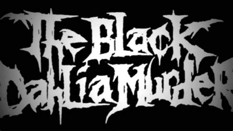 Black Dahlia Murder Ukuran S The Black Dahlia Murder Elder Misanthropy Metal Meets