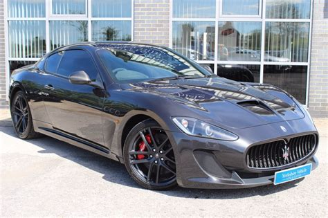 maserati second used maserati granturismo cars second maserati