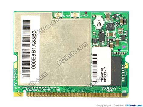 Wifi Card Laptop Acer acer common item acer wireless lan card t60h677 03