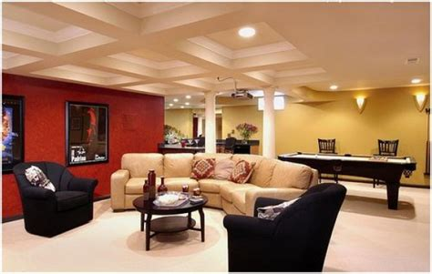 basement color schemes how to brighten your basement renovation projects