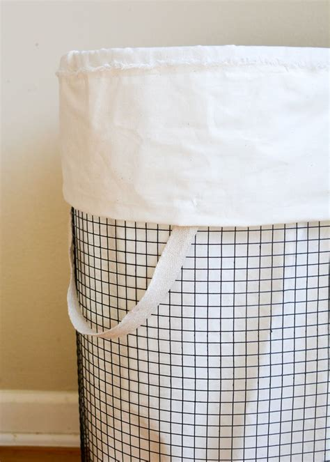 How To Make A Wire Laundry Basket Make It Pinterest Wire Laundry