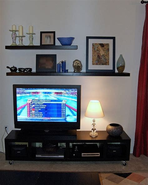 best 25 shelf above tv ideas on pinterest
