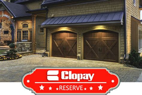 Wagners Garage by St Louis Reserve Garage Door Reserve Wood Collection