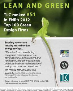 top 100 architecture firms tlc ranked 51 in enr s 2012 top 100 green design firms