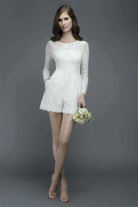 Wedding Dress Romper by 1000 Images About Wedding Jumpsuits For On