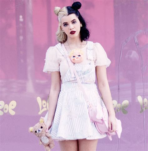 Modern Wallpaper by Melanie Martinez And Her Pastel Goth Fashion