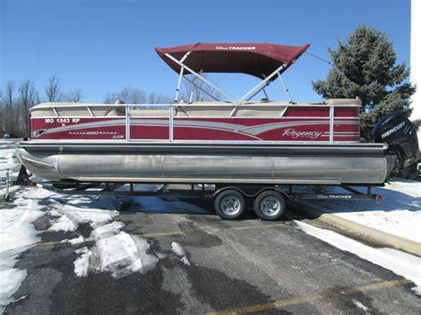 regency tritoon boats for sale sun tracker party barge 250 regency tritoon 200hp verado