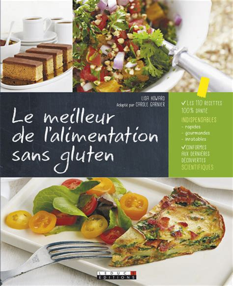 la cuisine sans gluten la cuisine sans gluten deux ouvrages all 233 chants