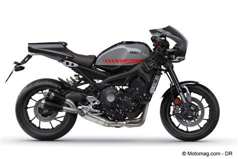 Yamaha XSR 900 Abarth en série limitée   Moto Magazine   leader de l?actualité de la moto et du