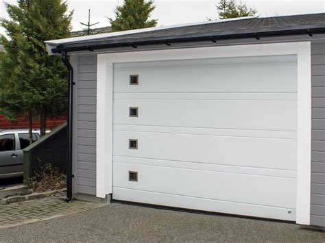 hva skal en garasjeport koste garasje porter
