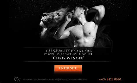 official website chris wenofe official website
