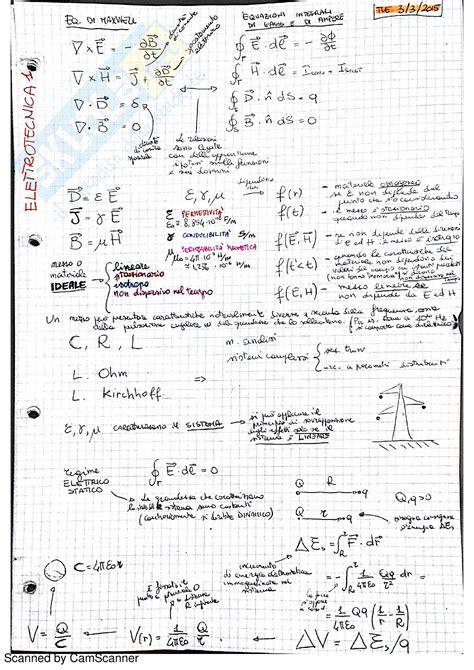 dispensa elettrotecnica nozioni appunti di elettrotecnica 1