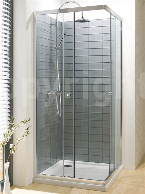 shower cubicles for small bathrooms uk simpsons edge 760mm corner entry shower enclosure