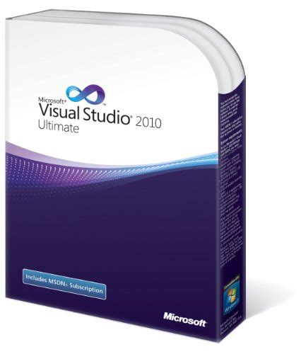 Software Vs Vb 2010 Ultimate programming languages software visual studio 2010 ultimate with msdn renewal