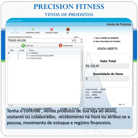 Fitness Software 2 by Precision Fitness Software P Academias Precision Sistemas