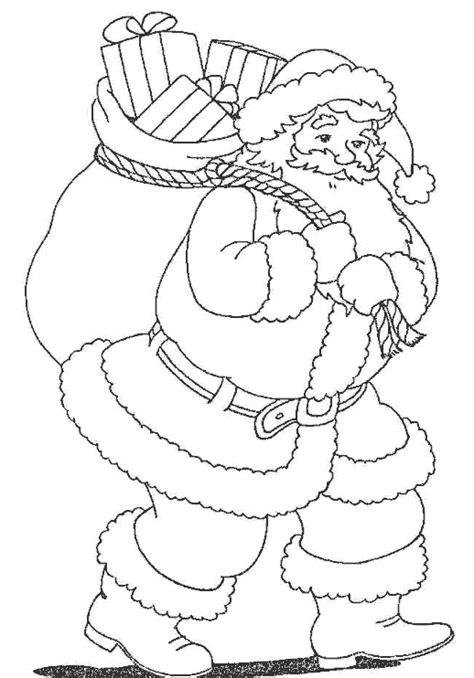 imagenes para colorear viejo pascuero canalred gt navidad gt plantillas navide 241 as para colorear de