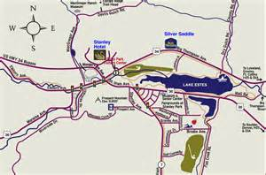 map of estes park colorado 12th international workshop on oxide electronics