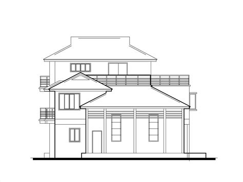 low cost cabin plans double story low cost house plans dwg net cad blocks