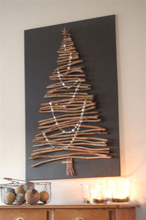 another wooden christmas tree decorating pinterest