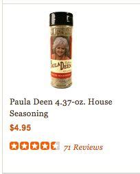 paula deen house seasoning paula deen house seasoning recipe